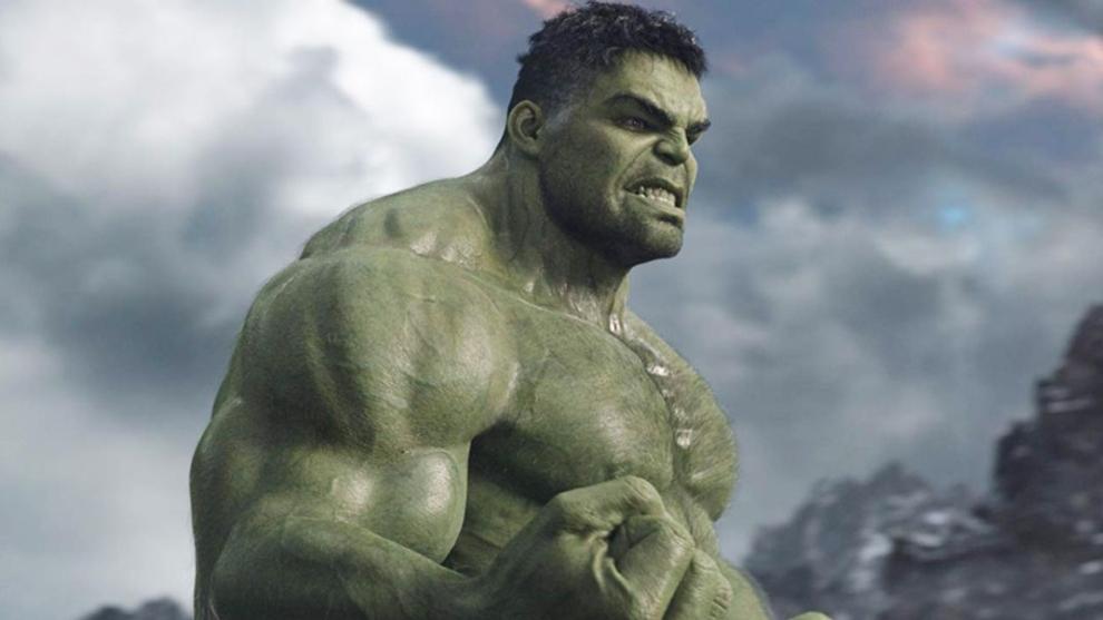 Mark Ruffalo, en el papel de Hulk.