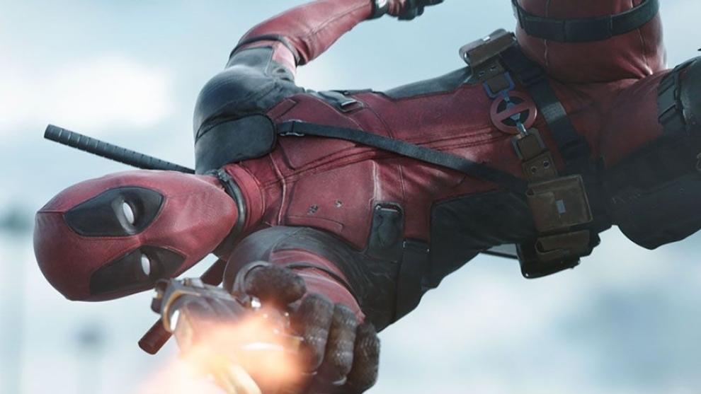Ryan Reynolds, en el papel de Deadpool.