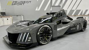 Peugeot 9X8 - 24 Horas de Le Mans - Hypercar - 2022 - Peugeot Sport -...