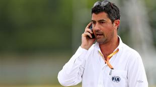 Michael Masi, director de carrera de la FIA en F1