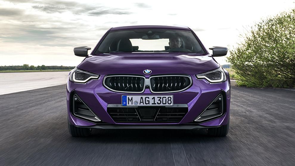 BMW Serie 2 2022 - BMW M240i - Serie 2 - prueba - primera prueba