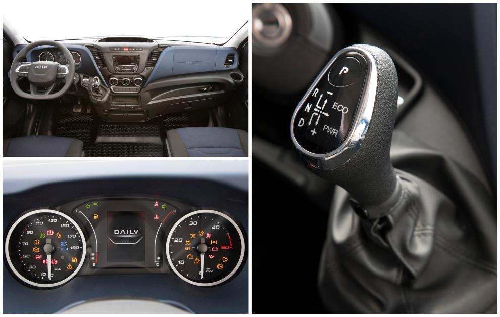 Iveco Daily Camper - Furgoneta camper - Autocaravana - Camping - Motor diesel - Cambio automatico