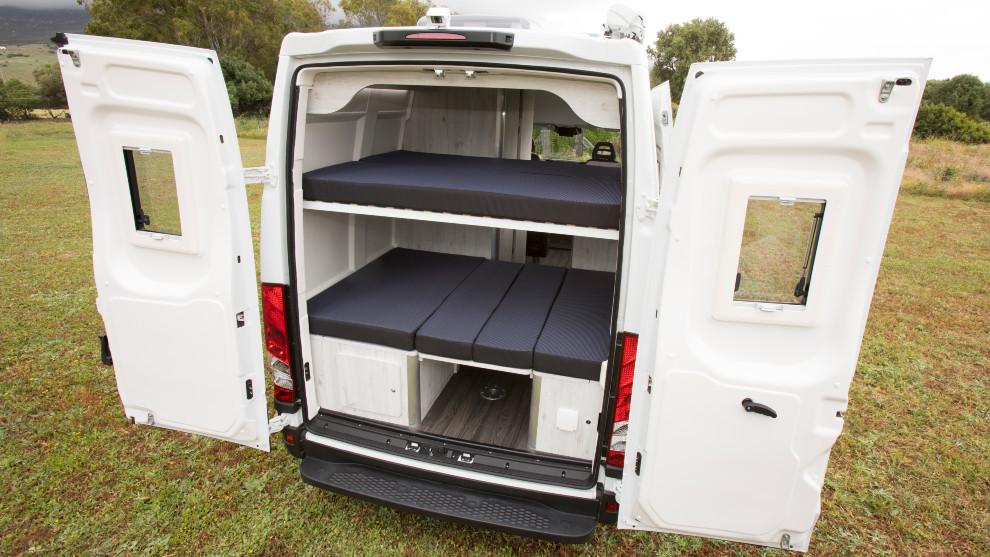 Iveco Daily Camper - Furgoneta camper - Autocaravana - Camping