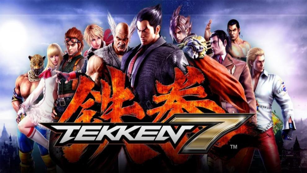TEKKEN 7 rebajado en la PlayStation Store