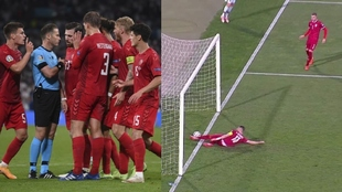 El policía 'mimado' por la UEFA al que persigue el mayor error del año