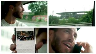 """Ramos y el desliz con el campo del PSG: """"¿Ese es el estadio no?"""""""