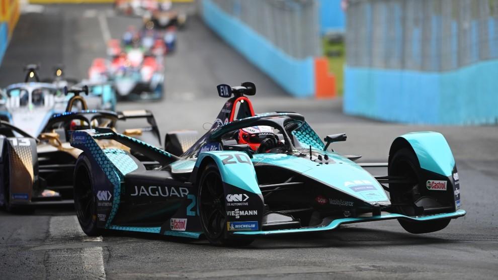 Fórmula E - calendario - temporada 8 - 16 carreras - monoplazas eléctricos
