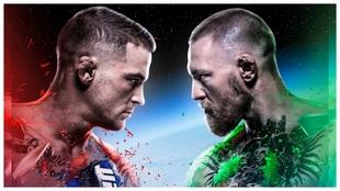 McGregor - Poirier 3: horario y dónde ver hoy en TV y online el...