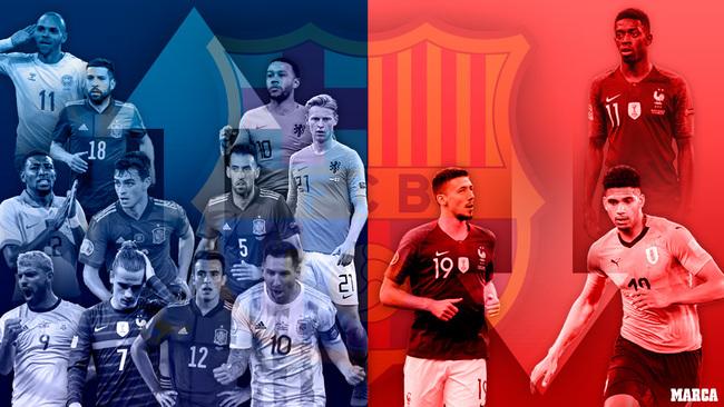 Un subidón para el Barça