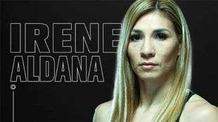 Irene Aldana no pasa su cita con la báscula.