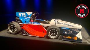 El MAD Formula Team MFT01, apodado 'Phoenix'.