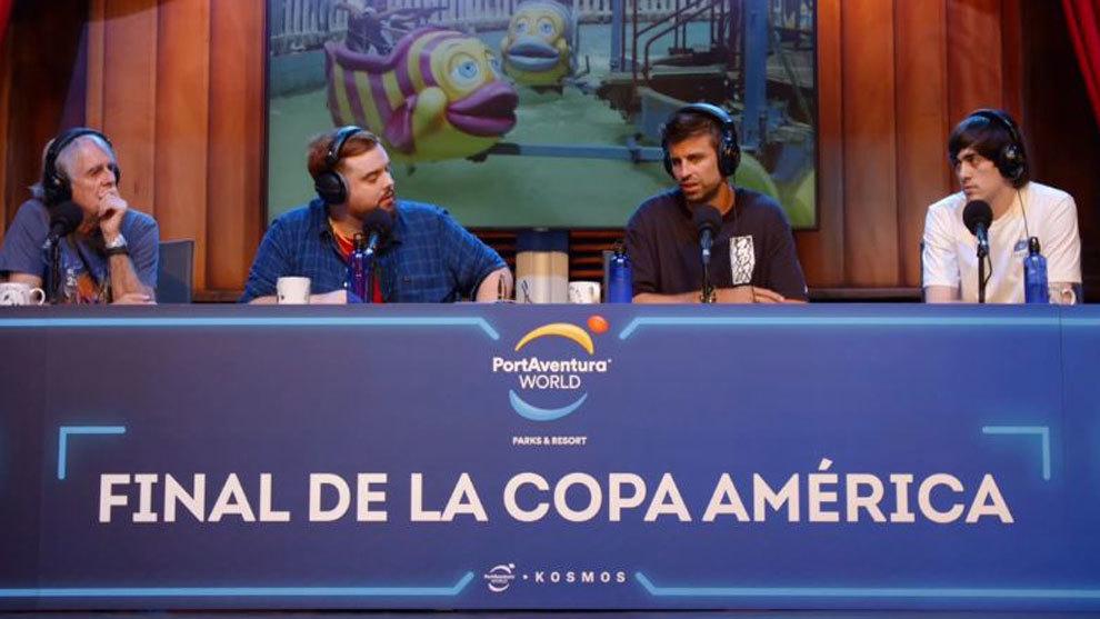 """Cómo ve Piqué a Messi, la respuesta de Ronaldo defendiendo al """"enano""""..."""