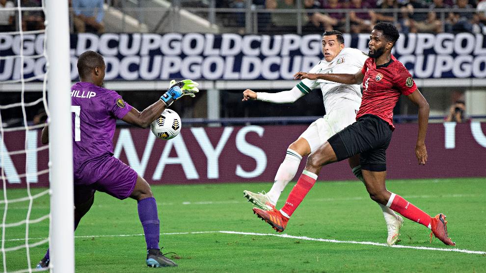 Partidos de Hoy: México vs Trinidad y Tobago: resumen y resultado del  partido de la Jornada 1 de la Copa Oro   Marca