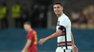 Cristiano Ronaldo pichichi Eurocopa 2021
