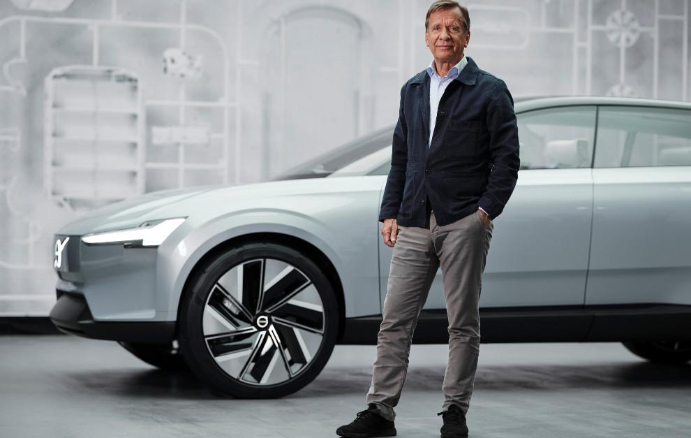 El director general de Volvo, Hakan Samuelsson.
