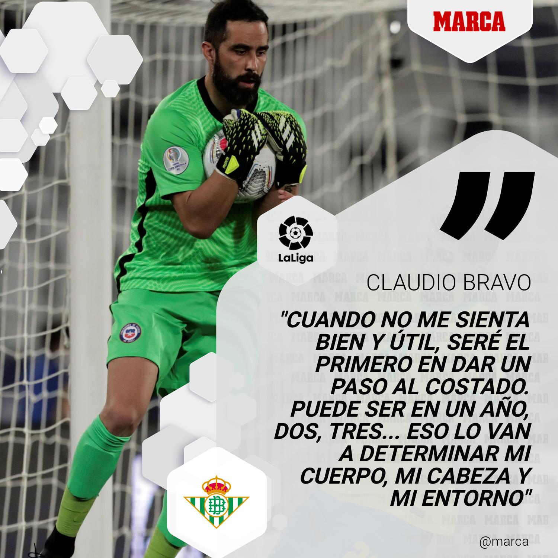 Claudio Bravo - Betis - Real Sociedad - Colo Colo - Barcelona - Manchester City - Portero - Chile