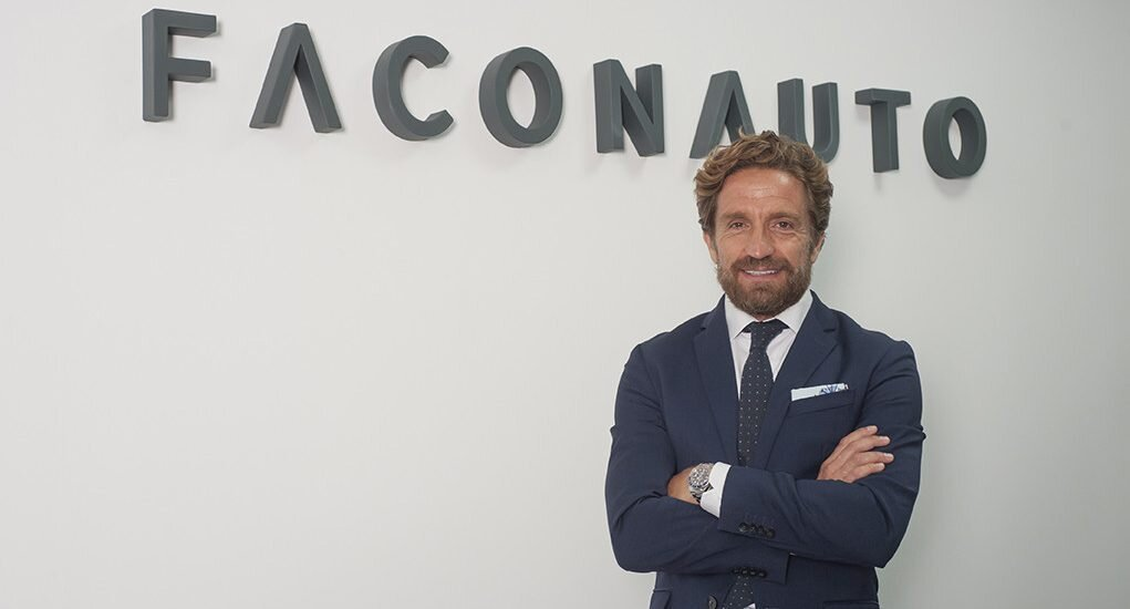 Gerardo Pérez, presidente de la asociación de concesionarios Faconauto.