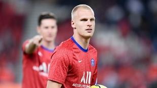 Mitchel Bakker, nuevo fichaje del Leverkusen.
