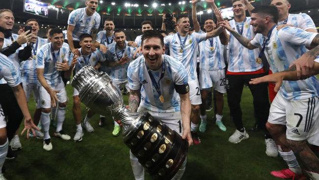Messi sueña con su séptimo Balón de Oro, ¿tiene algún rival?