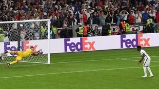 Saka England Italy Euro 2020