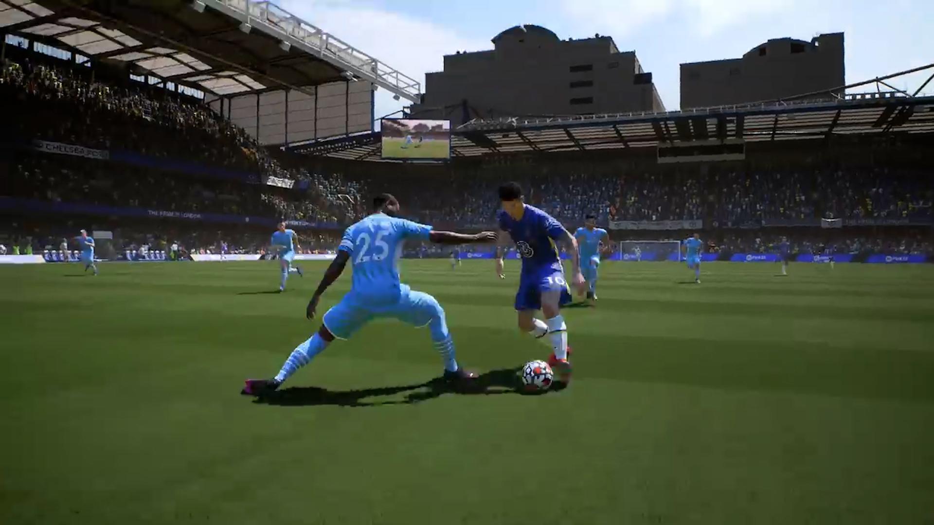 Detalle de FIFA22