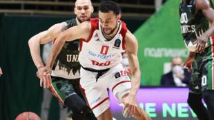 Williams-Goss jugando con Lokomotiv Kuban
