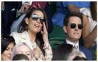 Cruise y Atwell presencian juntos la final de Wimbledon