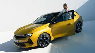 Opel Astra - Opel Astra 2022 - compacto - sexta generacion - híbrido...
