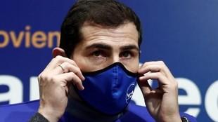 """Más audios: """"Casillas es un perrito faldero, es como un monigote"""""""