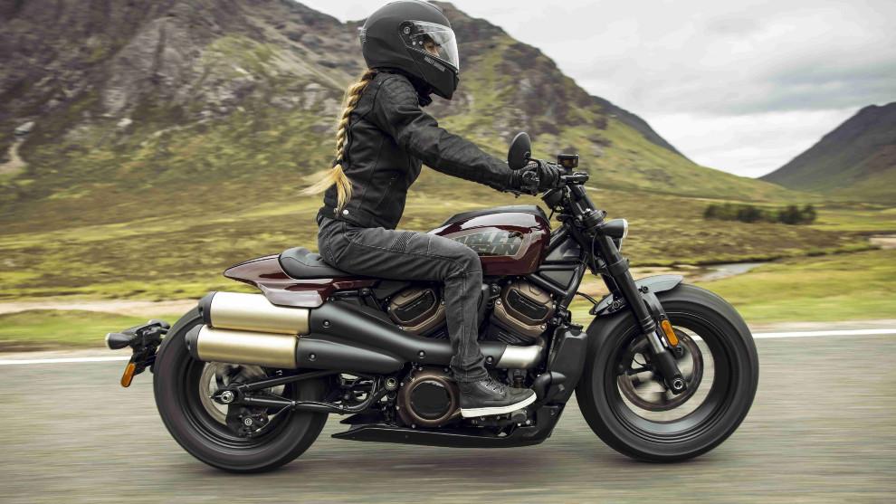 Motos: Harley-Davidson resucita la Sportster S: una moto legendaria | Marca
