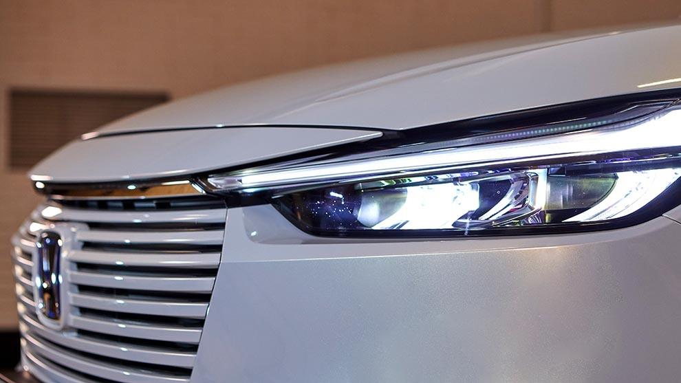 Honda HR-V 2022 - SUV - SUV urbano - híbrido - e:HEV - B SUV - crossover