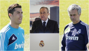 """Nuevos audios de Florentino: """"Cristiano es imbécil y Mourinho, un anormal"""""""