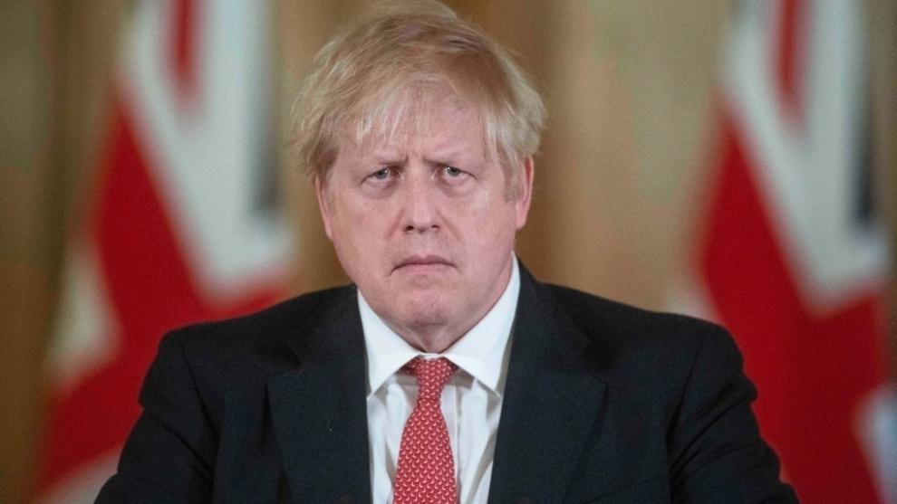 Borish Johnson, primer ministro británico.