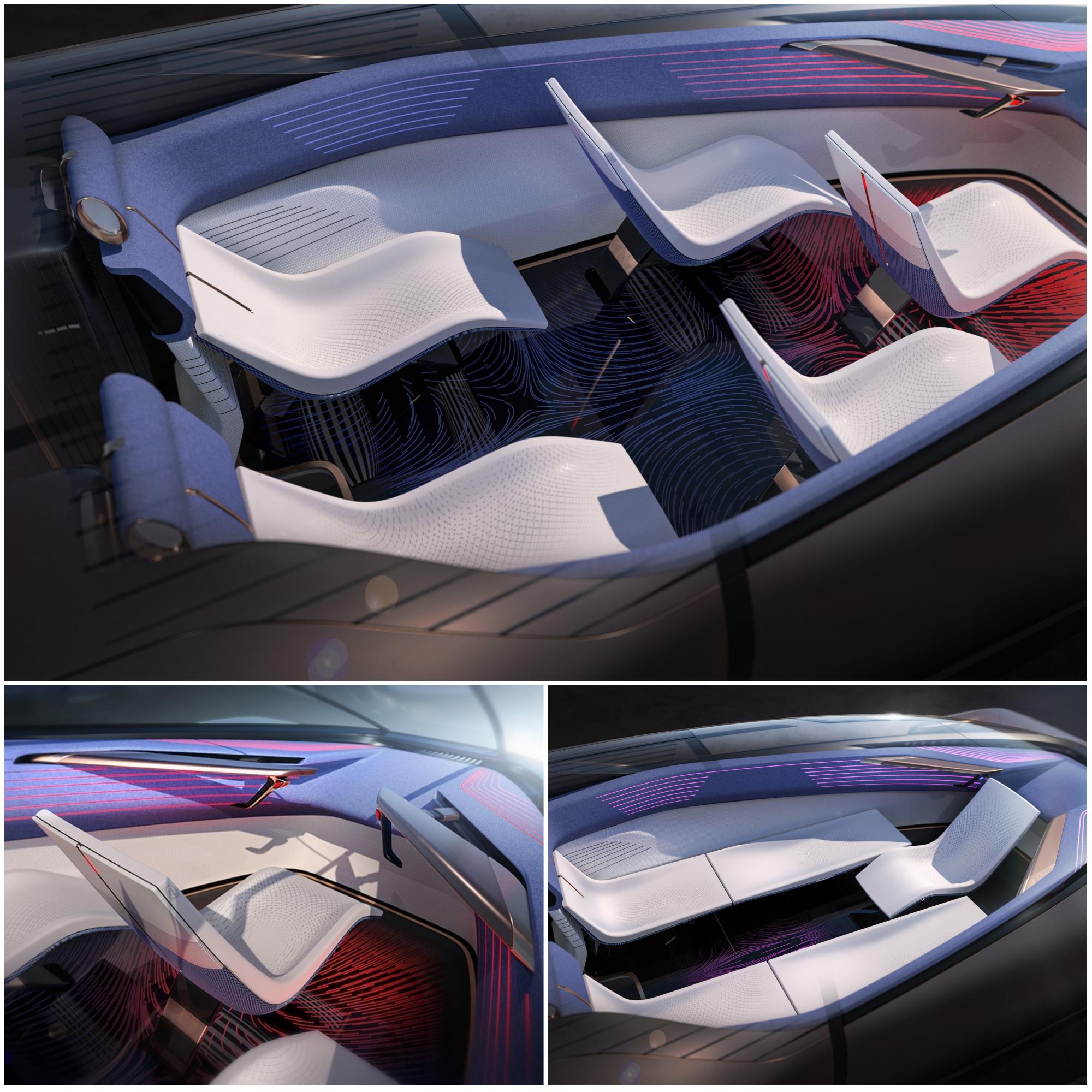 Coches eléctricos: Pininfarina Teorema: un salón con ruedas... sin puertas  laterales   Marca