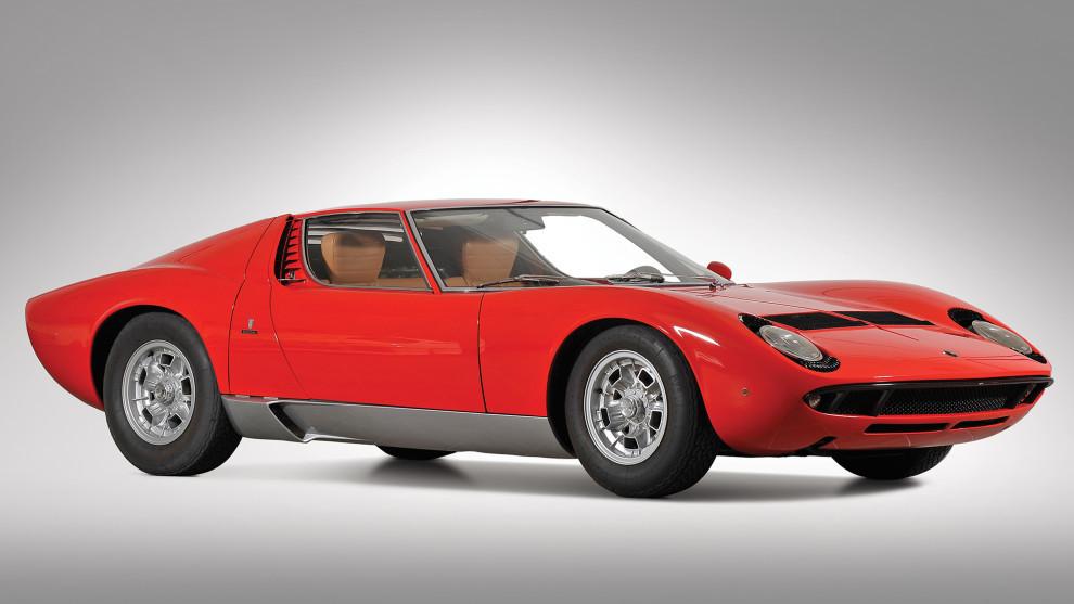Lamborghini Miura 1970