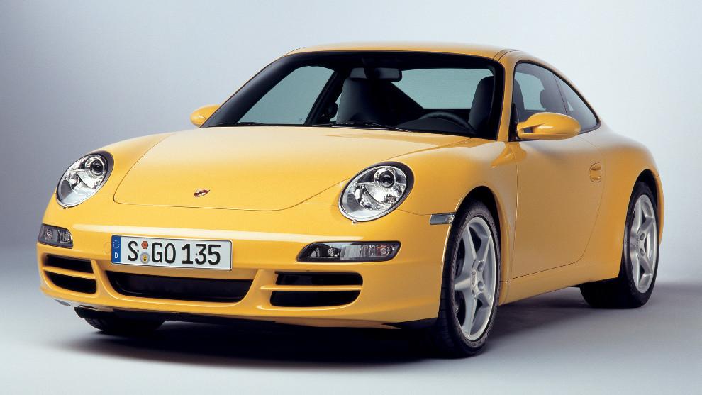 Porsche 911 Carrera S Coupe (997)