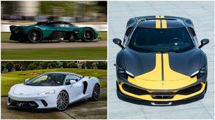 Ferrari - Aston Martin - McLaren - eléctricos - emisiones - normativa...