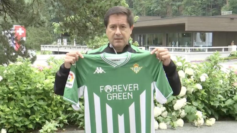 Camiseta - Betis - Kappa - Temporada - 2021-22 - Fútbol