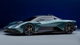 Aston Martin Valhalla 2022 - deportivo híbrido - modelo de...