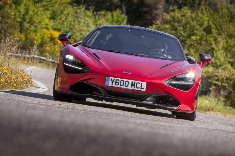 McLaren 720S - prueba - coches deportivos - coupé