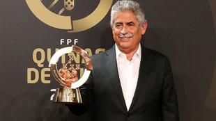 Luís Filipe Vieira, expresidente del Benfica