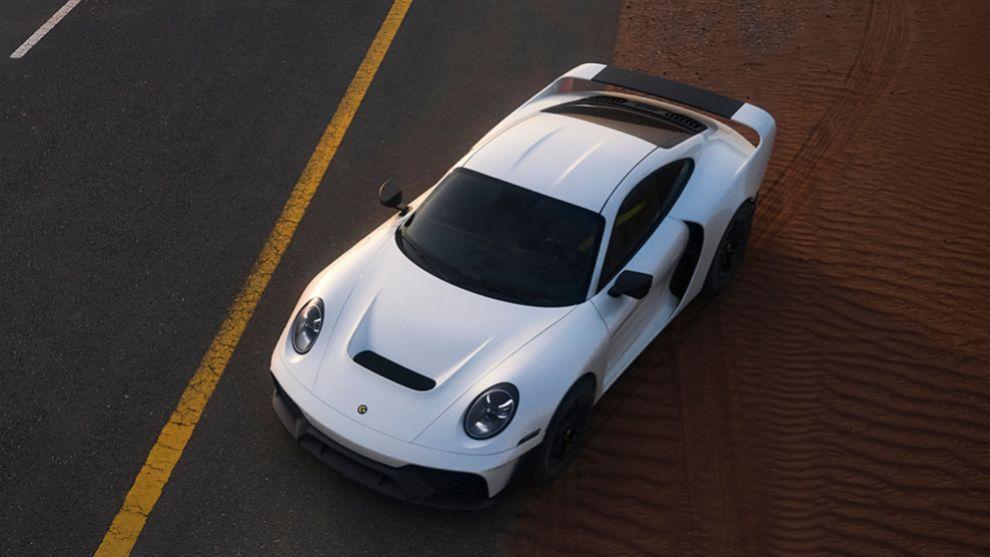 Gemballa Marsien - Porsche 959 - París-Dakar - todoterreno - coches deportivosGemballa Marsien - Porsche 959 - París-Dakar - todoterreno - coches deportivos