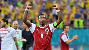 David Alaba posee condiciones futbolísticas para desempeñarse en...