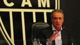 Sergio Batista Coelho, presidente del Atlético Mineiro.