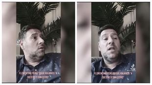 El desternillante vídeo de Carlos Latre imitando a Florentino