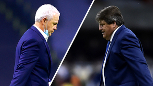 Aguirre y Herrera, en problemas para delinear al equipo con el que...