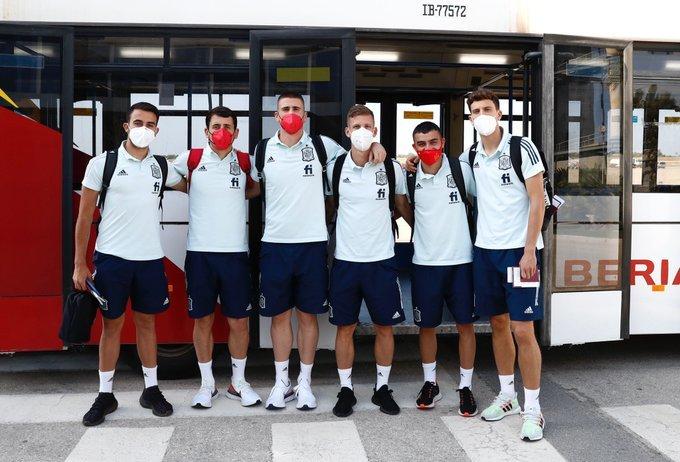 La Eurocopa, presente también en los Juegos.