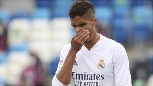 El Madrid se cansa del juego de Varane
