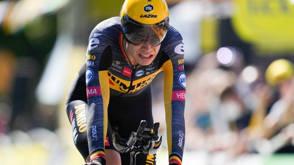 Van Aert vuela con la 'cabra' y Pogacar sella su segundo Tour de Francia