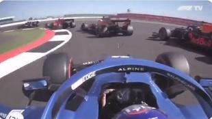El que mejor se lo va a pasar al sprint es Alonso: su último truco